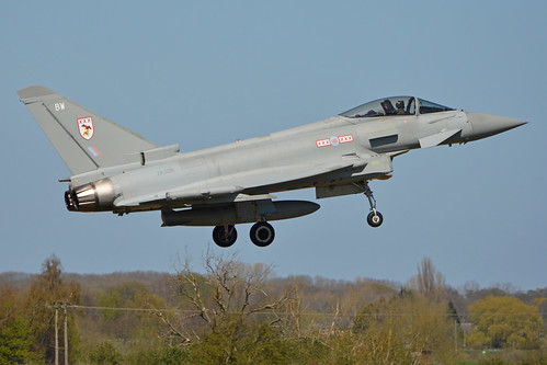 Eurofighter Typhoon FGR.4 'ZK308 / BW'
