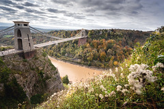 Homogeneous (Paul C Stokes) Tags: clifton suspension bridge cliftonbridge cliftonsuspensionbridge bristol bristolcity uk united kingdom sw south west southwest unitedkingdom river riveravon gorge high tide hightide sunrise early start morning golden hour goldenhour isambard brunel isambardkingdombrunel grass sun lit sunlit foreground sonya7r sony a7r 1635 zeiss hand held handheld lee filter leefilter 9 grad 9grad 9gradlee composition outdoor hill landscape mountainside