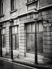 "20161012-0205-Edit (www.cjo.info) Tags: bw bulgaria europe europeanunion m43 m43mount microfourthirds nikcollection olympus olympusomdem10 panasonic panasonicleicadgsummilux25mmf14asph silverefexpro silverefexpro2 velikotarnovo velikotarnovoprovince westerneurope architecture blackwhite blackandwhite building decay digital monochrome oldbuilding pavement street technique ul""nikolapikolo"" urban window великотърново областвеликотърново ул""николапиколо"""