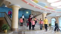 Palais des enfants de Mangyongdae - exterieur et pensionnat 5 (nokoredstar) Tags: pyongyang northkorea coréedunord palais des enfants mangyongdae