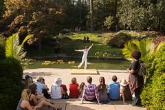 Trisha Brown Dance Company at Sarah P. Duke Gardens (Duke Performances) Tags: dukegardens dukeperformances trishabrowndancecompany dance
