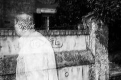 The ghost of me and you (Zanna Scuderi) Tags: individuals italy sony bw bianconero blackwhite candid emotion exploration fotografiadistrada garbatella ghost light monocrome people portrait rionegarbatella ritratto roma rome shadows street streetphotography surrealistic urban urbanexploration urbanportrait urbex