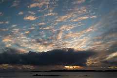 Dramatic Sky (derriesen) Tags: gelb scilly stmartins nikondf 35mm20d sky vacation