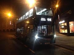 West Midlands Travel 6807 SN66WDL 'Tiamen' (P604CAY) Tags: nationalexpresswestmidlands platinum sn66wdl alexanderdennisenviro400mmc e40d