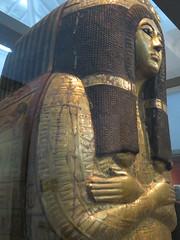 UK - London - West End - British Museum - Burial assemblage of lady Henutmehyt (JulesFoto) Tags: uk england london westend britishmuseum ancientegypt
