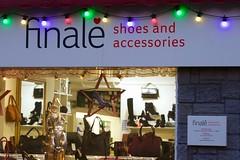 Star Shoe (ianwyliephoto) Tags: corbridge northumberland tynevalley christmas lights festive sparkling twinkle 2016 community