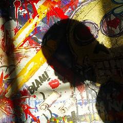 Shadowkiss 💋 (Magnus Dacke) Tags: magnus dacke 2016 art konst hässleholm sweden sverige light sun skugga shadow kiss kyss