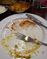 You know it was good when your plate looks like this! #TaviaLikesToEatAllTheThings (PTank Media Center) Tags: you know it was good when your plate looks like this tavialikestoeatallthethings