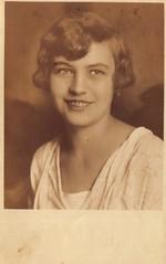 Young lady (Ferencdiak) Tags: vintage hungary fiatal nő portré portrait