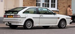 E201 LJD (Nivek.Old.Gold) Tags: 1987 volkswagen scirocco scala 1781cc wests kingslynn