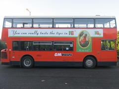 z Advert PG Tips (1280x960) (dearingbuspix) Tags: preserved greatermanchestertransport greatermanchester gmbuses manchesterchristmascracker manchesterchristmascracker2016 4706 a706lnc museumoftransportgreatermanchester museumoftransport
