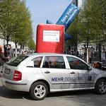 Wahlkreistour in Berlin-Charlottenburg thumbnail