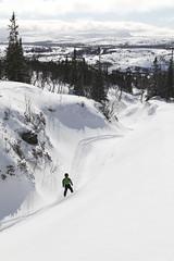 Storlien 2012 (Anders Sellin) Tags: winter vacation snow ice is vinter skiing sweden sverige snö semester jämtland slalom 2012 skidor storlien fjällien