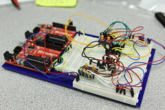 IMG_0393 (Solarbotics) Tags: shift arduino registers freeduino