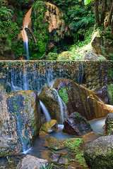 Waterfall Long Exposure, So Miguel, Azores, Portugal (Michael Mehl) Tags: longexposure blue red green rot portugal water miguel closeup canon landscape geotagged eos waterfall big rocks wasser long exposure close wasserfall stones iso400 iso steine lee 400 7d nd 70s nah 24mm grn f80 blau mehl sao landschaft f8 so nahaufnahme tse density stopper saomiguel felsen caldeiravelha aores neutral langzeitbelichtung langzeit acores azoren ribeiragrande neutraldensity 70seconds graufilter tse24mm nd10 tse24 eos7d neutraldichte bigstopper michaelmehl leebigstopper geo:lat=3778177300 geo:lon=2549983900 mehlname