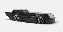 The Animated Series Batmobile (_Tiler) Tags: lego mini batman dccomics batmobile batmantheanimatedseries classicbatmobile legobatmobile legominibatmobile classiclegobatmobile