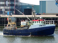 IJM 67 MORVEN (Dutch shipspotter) Tags: fishery fishingvessels