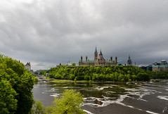 Happy Victoria Day! (Empty Quarter) Tags: ontario canada river canal spring nikon cloudy ottawa hill capital center tokina locks block chateau laurier f28 fairmont rideau pariliament 1116 d7000