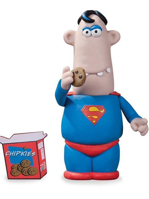 DC Collectibles – 阿德曼動畫工廠 超人