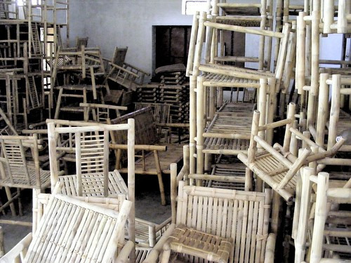 chaos in the bamboo factory
