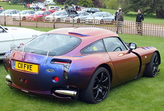 TVR Sagaris (Kathryn Dobson) Tags: cars car kent automobile leedscastle supercar tvr motoring sagaris supercarsiege