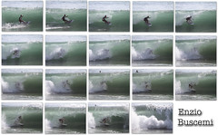 (sosidesc) Tags: beach surf surfer surfing sequence enzio