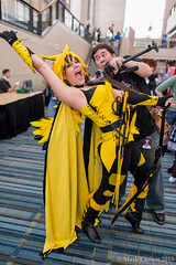 130524-2338 Animazement (WashuOtaku) Tags: anime ranger cosplay northcarolina raleigh rpg pokemon raleighconventioncenter 2013 zapdos nikond800 サンダー animazement16
