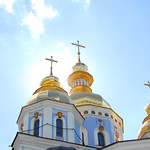 "St. Michael's Golden-Domed Monastery<a href=""http://www.flickr.com/photos/28211982@N07/8951979673/"" target=""_blank"">View on Flickr</a>"