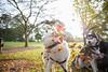 Eat the leaves Salt. Eat them. (Gertrude139) Tags: park autumn dog fall leaves happy husky siberianhusky sibe bieyed