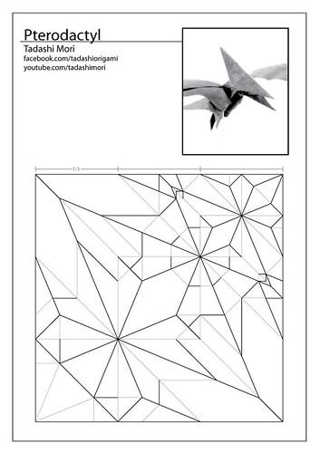 Origami Charizard | Origami Central | 500x353