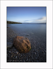 Breakwater Blues (Raymondo99) Tags: longexposure blue sea rock clouds still framed smooth pebbles brixham breakwaterbeach sigma1020mm456exdchsm nikond5000