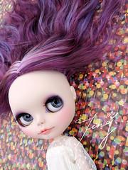 Ting No.10 OOAK Custom Blythe =Lola=