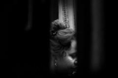 Facing one's own (shankarsarkar) Tags: portrait india face blackwhite women mother dailylife kolkata westbengal sonagachi redlightarea trafficked