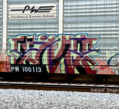 Tint (INTREPID IMAGES) Tags: street railroad streetart color art train bench circle t graffiti fan paint steel painted graf tracks rail trains tint tags images 63 railcar intrepid writer boxcar graff freight rolling pw itd airway gr8 paintedtrains benching railer 100113 intrepidimages