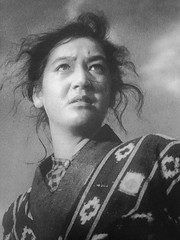 """Setsuko Hara in """"No Regrets for Our Youth"""""""