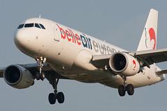 Airbus A320 Belle Air Europe EI-LIS MSN 3492 (Guillaume Besnard Aviation Photography) Tags: europe air airbus belle msn a320 airbusa320 eilis 3492 belleair belleaireurope msn3492