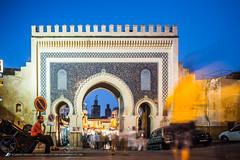 Fès, Morocco (sabino.parente) Tags: life africa street morocco fez medina moroccan reportage fès sabinoparente fujixe1