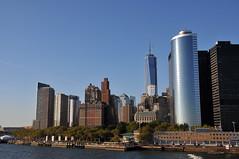 NYC Skyline (jarrett45frazier) Tags: new york city nyc usa ny tower freedom downtown nj manhatten