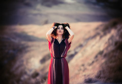 The dignity of vice (Wigandt) Tags: autumn portrait art fashion female photography photo women south vice romance bible blacksea dignity the fotoart anapa wigandt ericwigandt