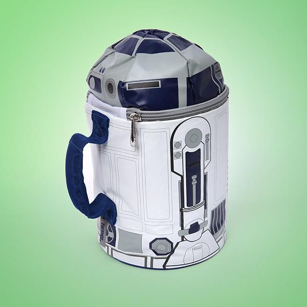 史上最萬能機器人R2D2化身午餐袋