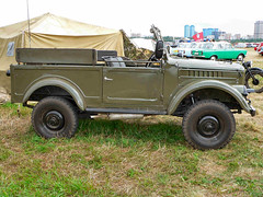 "UAZ-69 (3) • <a style=""font-size:0.8em;"" href=""http://www.flickr.com/photos/81723459@N04/9694345590/"" target=""_blank"">View on Flickr</a>"