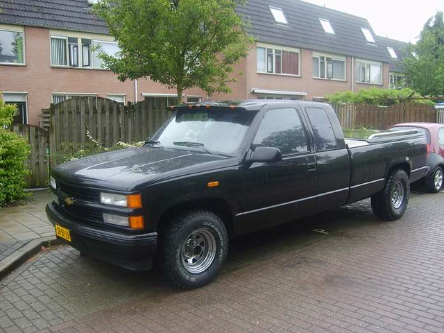 chevrolet 1988 pickup silverado c2500 v8meetings