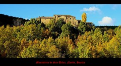 San Urbez (jaecheve) Tags: autumn españa spain huesca iglesia aragon otoño monasterio ermitage ermita sierradeguara nocito sanurbez sanurbano