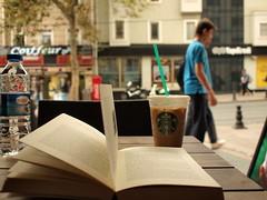 Starbucks (Shungo.a.Lie) Tags: turkey istanbul starbucks ep2