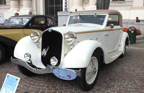 Alfa Romeo 6C 2300 GT Farina 1934