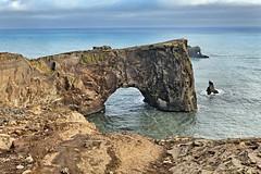 Dyrhólaey Arch (Florent Chevalier) Tags: island iceland islandia ísland islande izland islanda islândia ijsland islanti איסלנד исландия アイスランド izlanda गणराज्य islandija 冰岛 아이슬란드 ισλανδία आइसलैंड ประเทศไอซ์แลนด์ ایسلند آيسلندا