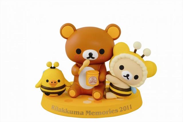 一番賞 拉拉熊10週年紀念