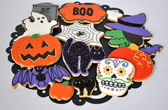 Halloween Cookie Collection