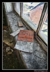 Testing Cyanide (Dervish Images) Tags: urban abandoned urbanexploration forsaken derelict dereliction arcangel urbex derelictbuildings forgotton dervishimages