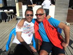 Alessandro e Cesare - 1 maggio 2014 (cepatri55) Tags: ale alpini alessandro 2014 cesare cepatri cepatri55 joemamarena